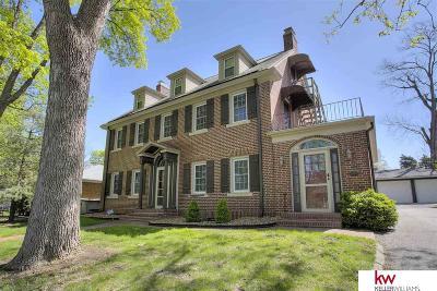 Omaha Single Family Home For Sale: 1007 S 37 Street