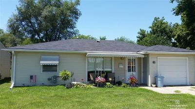 Beatrice Single Family Home For Sale: 1409 N 14th Street