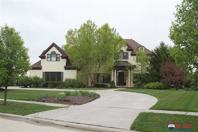 Lincoln Single Family Home For Sale: 9621 Iron Gate Court