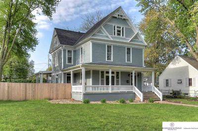 Saunders County Single Family Home For Sale: 1625 Boyd Street