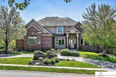 Omaha Single Family Home For Sale: 1117 S 185 Circle