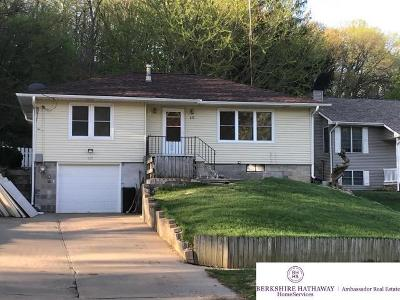 Council Bluffs Single Family Home Back On Market: 615 W Graham Avenue