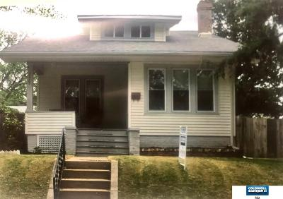 Omaha Single Family Home For Sale: 2829 S 33 Street