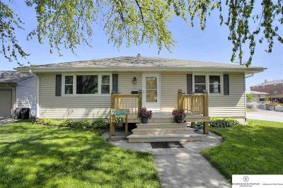 Omaha Single Family Home For Sale: 7402 Decatur Street