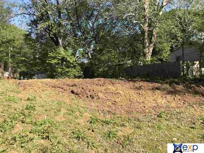 Omaha Residential Lots & Land For Sale: 4729 N 38th Street