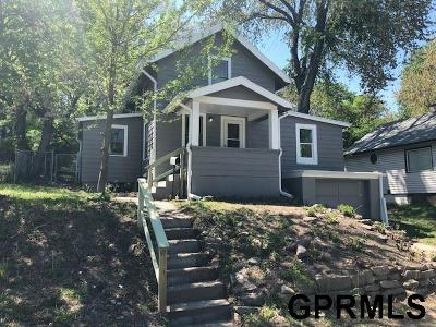 Omaha Single Family Home For Sale: 2956 N 57 Street