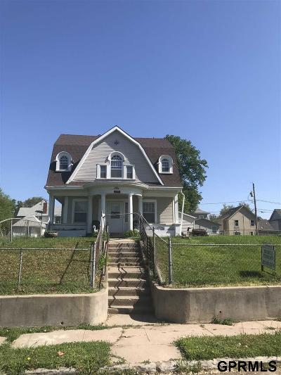 Single Family Home For Sale: 2120 Wirt Street