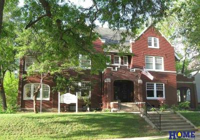 Lincoln Single Family Home For Sale: 2145 B Street