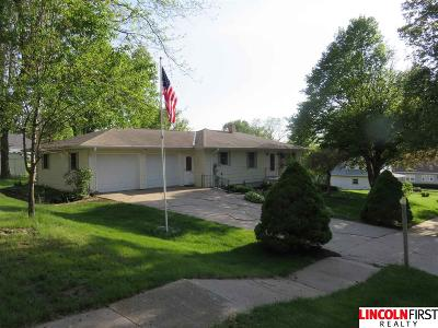 Saunders County Single Family Home For Sale: 107 W Lusatia Avenue