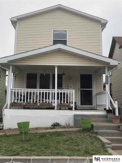 Omaha Single Family Home New: 2316 S 19th Street