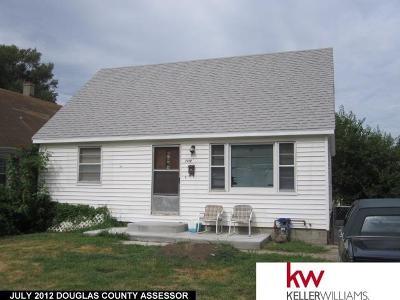 Omaha Single Family Home New: 3418 N 67 Avenue