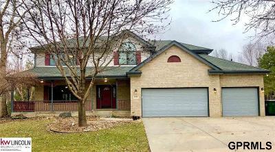 Lincoln Single Family Home New: 6740 Blue Ridge Lane