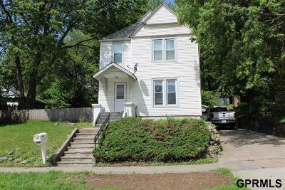 Missouri Valley Single Family Home For Sale: 509 N 6th Street