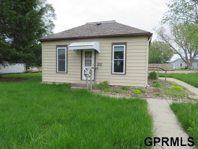 Missouri Valley Single Family Home For Sale: 214 S 1st Street