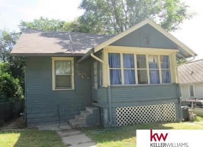 Omaha Single Family Home New: 3713 N 45 Street