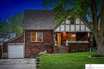 Omaha Single Family Home New: 5135 Blondo Street
