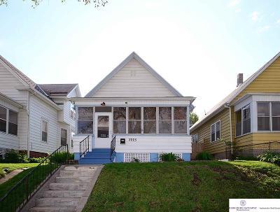 Omaha Single Family Home New: 2225 S 11 Street