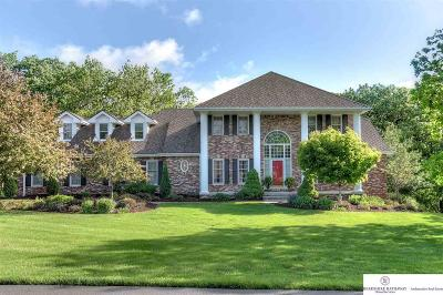 Omaha Single Family Home For Sale: 3706 Hawk Woods Circle