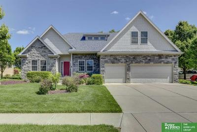 Papillion Single Family Home New: 4617 Lake Forest Drive