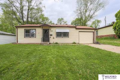 Single Family Home New: 7342 S 70th Street