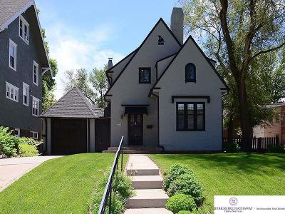 Omaha Single Family Home New: 5119 Chicago Street