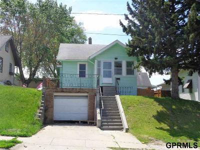 Omaha NE Single Family Home New: $104,947