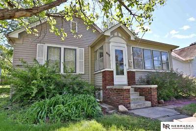 Omaha Single Family Home New: 843 S 60th Street