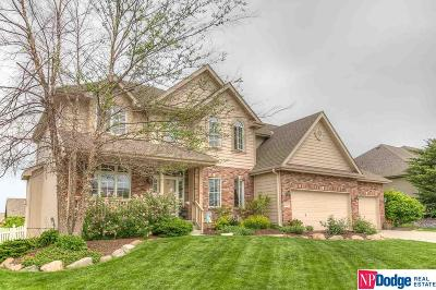Papillion Single Family Home New: 2411 Broadwater Drive