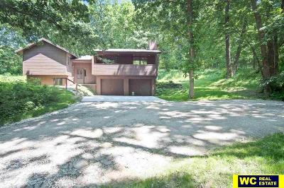 Blair Single Family Home For Sale: 9594 Oak Valley Road