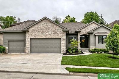 Omaha Single Family Home New: 1411 S 190th Plaza