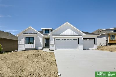 Omaha Single Family Home For Sale: 11020 S 175th Avenue