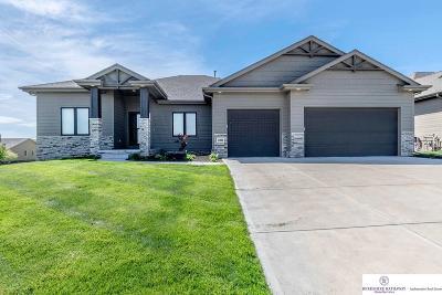 Gretna Single Family Home For Sale: 11624 S 201 Street
