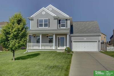 Papillion Single Family Home For Sale: 10612 S 110th Avenue