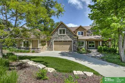 Papillion Single Family Home Decrease: 11709 Windcrest Drive