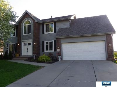 Omaha Single Family Home For Sale: 4510 N 136 Street