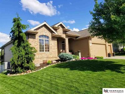Papillion Single Family Home For Sale: 2341 Crystal Creek Drive