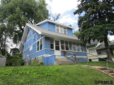 Omaha Single Family Home For Sale: 3022 Lafayette Avenue