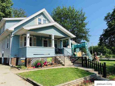 Omaha Single Family Home For Sale: 2609 S 11th Street