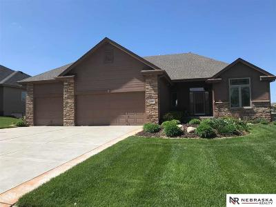 Papillion Single Family Home For Sale: 6808 Ridgewood Drive