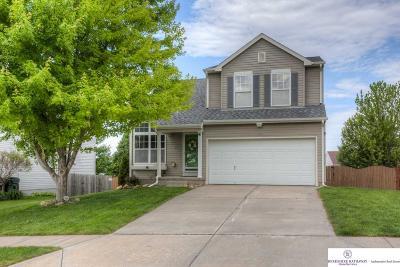 Bennington Single Family Home For Sale: 8104 N 153 Street