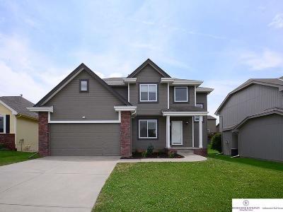 Papillion Single Family Home For Sale: 4611 Brook Street