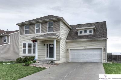 Papillion Single Family Home For Sale: 8709 S 67th Street