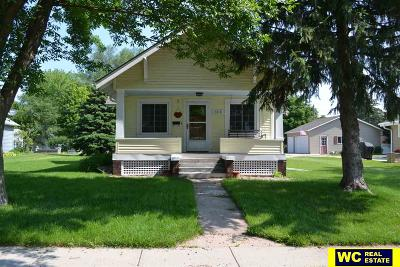 Single Family Home For Sale: 1318 South Street