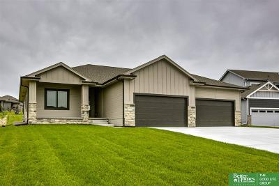 Omaha Single Family Home For Sale: 10758 S 183rd Avenue Circle