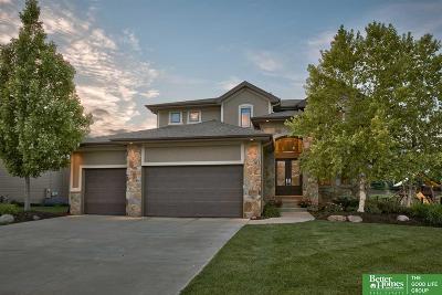 Omaha Single Family Home For Sale: 19276 Poppleton Avenue
