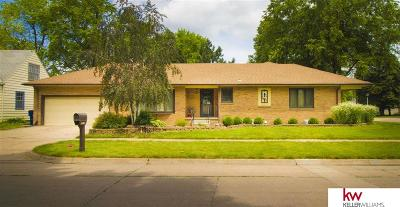 Fremont Single Family Home For Sale: 1305 N Platte Avenue