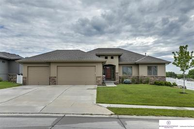 Papillion Single Family Home For Sale: 6602 Crestridge Drive
