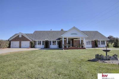 Omaha Single Family Home For Sale: 5145 S 184th Plaza