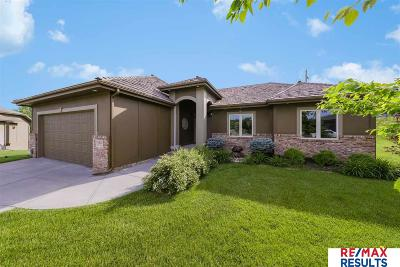Omaha Single Family Home For Sale: 19015 Pierce Plaza Circle