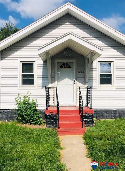 Single Family Home New: 4328 N 71 Street